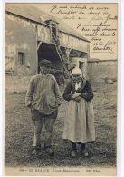 """EN BEAUCE"" -  Vieux  Beaucerons  - Carte Localisée  à TOURY (Mr Guérin & Mme Clichy En Photo) - Other Municipalities"