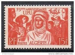 ALGERIE N°278 N* - Algérie (1924-1962)