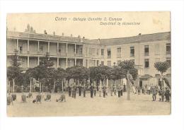 CUNEO -  COLLEGIO  CONVITTO  S. TOMASO  -  CONVITTORI  IN  RICREAZIONE - Cuneo