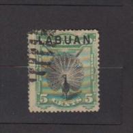 Labuan YV 51 O 1894 Argus - Gallinacées & Faisans