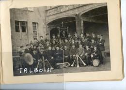 Chambery - Livret (28/20)cm - Institution Notre Dame De La Villette Année 1921-22  (11 Scans) - Personnes Anonymes