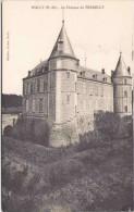 NULLY - Le Château De TREMILLY - Frankreich