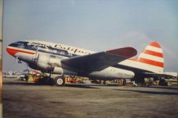 CURTISS C46    CCA / CALIFORNIA CENTRAL AIRLINES   N9515C - 1946-....: Era Moderna