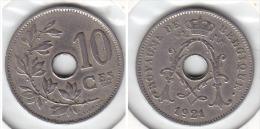 10 CENTIMES Cupro-nickel 1921 FR - 1909-1934: Albert I