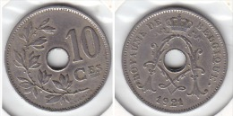 10 CENTIMES Cupro-nickel 1921 FR - 04. 10 Centimes