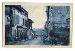Saramon Carrefour De La Grande Rue - France