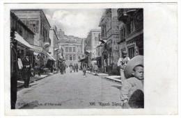 GREECE/GRECE/GRECIA - SYRA RUE D'HERMES - Grecia