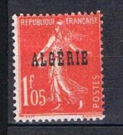 Timbres De France De 1900-24 Surchargés N°30 - Neufs