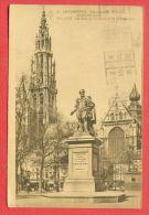 137786 / 1924 ANTWERPEN - ANVERS - CATHEDRALE , MONUMENT Sir Peter Paul Rubens - Flemish Baroque Painting - Belgique - Monuments