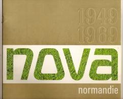 Maromme   NOVA Normandie (Coopérative Laitière) - Verzamelingen