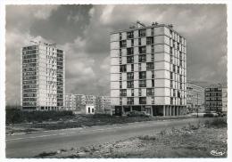 CPSM - VILLENEUVE LA GARENNE (Seine) - Cité Edouard Manet - Asnieres Sur Seine