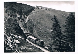 CH2584    MONTE GENEROSO - VETTA  ( With Train) - TI Ticino