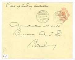 NED. INDIE * BRIEFOMSLAG UIT 1926 * Van PEKALONGANG Naar BANDUNG (8195) - Netherlands Indies