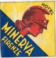 Hotel Minerva/FIRENZE/Italie /Vers 1945-1955       EVM33