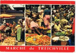 Abidjan     Le Marché De  Treichville - Côte-d'Ivoire