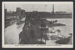 DD / 75 PARIS / INONDATIONS DE 1910 / RUE LECOURBE ( JARDINS MARAÎCHERS ) - Paris Flood, 1910