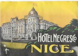 Hotel Negresco/NICE/France/Vers 1945-1955       EVM41