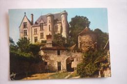 Preuilly Sur Claise ( 37 ) Le Chateau ( Appelé Le Chateau Du Lion - Frankrijk