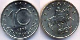 Bulgaria 10 Stotinki 1999 UNC - Bulgaria