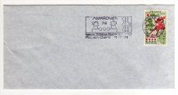 JUVAROUEN 1976 - FDC