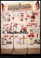 ÄLTERE POSTKARTE BERLIN BERLINER MAUER VERLAG MILTZ BRAUNSCHWEIG CHUTE DU MUR WALL Humor Humour Ansichtskarte Postcard - Berliner Mauer