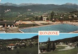 RONZONE  /   Val Di Non   _ Viaggiata - Commemorativo Isolato - Trento