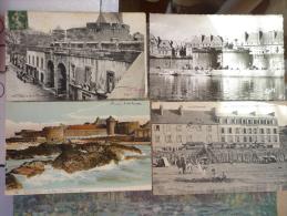 Lots De  30  Cartes Postales - Saint Malo