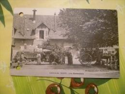 -- C P A-- LAITERIE DU GUERY  16----PRES DE BARBEZIEU--CARTE RARE. - Autres Communes