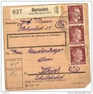 Oberhaslach - Guerre De 1939-45
