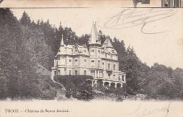 9 - TROOZ - Ch�teau du Baron Ancion �