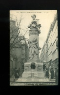 CPA PARIS N° 755  MONUMENT DE GAVARNI - Arrondissement: 09
