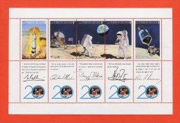 Turks & Caicos ,1989 ,  SPACE, APOLLO - Turks & Caicos (I. Turques Et Caïques)