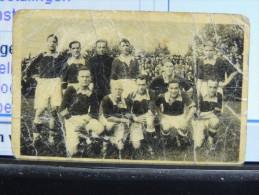 Stade Louvaniste Leuven Chromo Football Voetbal Tossyn Vloeberghs Renis Deporre Cehert Cordemans Dewit Festes Velghe Etc - Habillement, Souvenirs & Autres