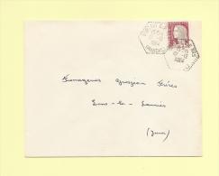 Mortain CP N°5 - Manche - 17-12-1964 - Correspondants Postaux - Marcophilie (Lettres)