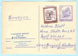 Österreich Austria - Ganzsache Postal - Orts - Stempel --- Weizelsdorf    (8353) - Ganzsachen