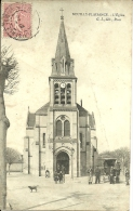 NEUILLY PLAISANCE - L'Eglise          -- GI - Neuilly Plaisance