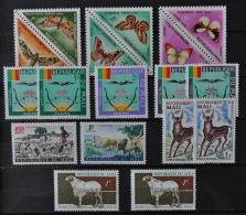 Mali 1961 - 1969, Lot Of 14 Stamps **, MNH - Mali (1959-...)