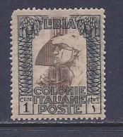 Libya, Scott # 20 MNH Roman Legionary, 1921, Corner - Libya