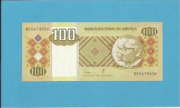 ANGOLA - 100 KWANZAS - 10.1999 - P 147 - SIGN. 21 - EDUARDO DOS SANTOS E AGOSTINHO NETO - Angola