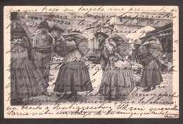 BV3) Compania Huanchaca De Bolivia - 1907 - Bolivia
