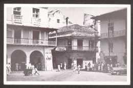 CM4) Cartagena - Spanish Colonial Buildings - Colombia