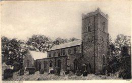 cp , ANGLETERRE , SAXMUNDHAM church , vierge , ed : H. G. Crisp