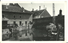 HERICOURT ( Haute-Saône ) -  LE PONT - Francia