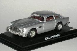 ASTON MARTIN DB5 - 1963 - Silver - James Bond - 1:43 - Sin Clasificación