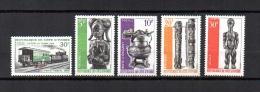 Costa De Marfil   1966 .-   Y&T Nº    243 - 244/247       *   ( Sin Goma ) - Costa De Marfil (1960-...)