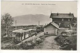 74- LE  SALEVE- LA  STATION  N418 - Unclassified