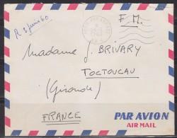 = Enveloppe Franchise Militaire Poste Aux Armées A.F.N. 26.5.1960 - Storia Postale