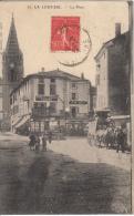 LA PLACE - La Louvesc