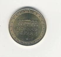 Monnaie De PARIS 2012 La Tournée 2012 - 2013 Mamma Mia ! Port Simple Gratuit - Monnaie De Paris