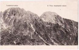TATRY - Lomnický  štít ,  Cca  1903 - Slovaquie